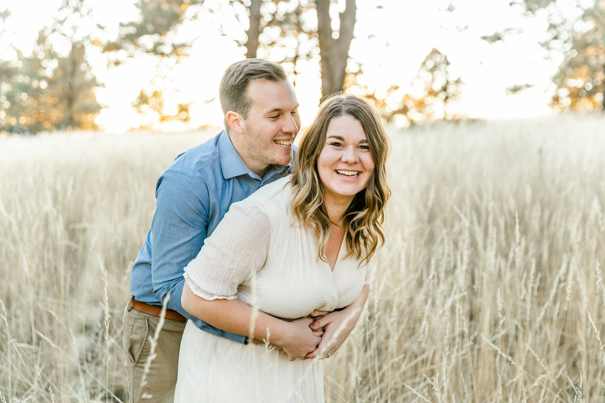 Karlie Colleen Photography - Flagstaff Arizona Engagement Photographer - Britt & Josh -273