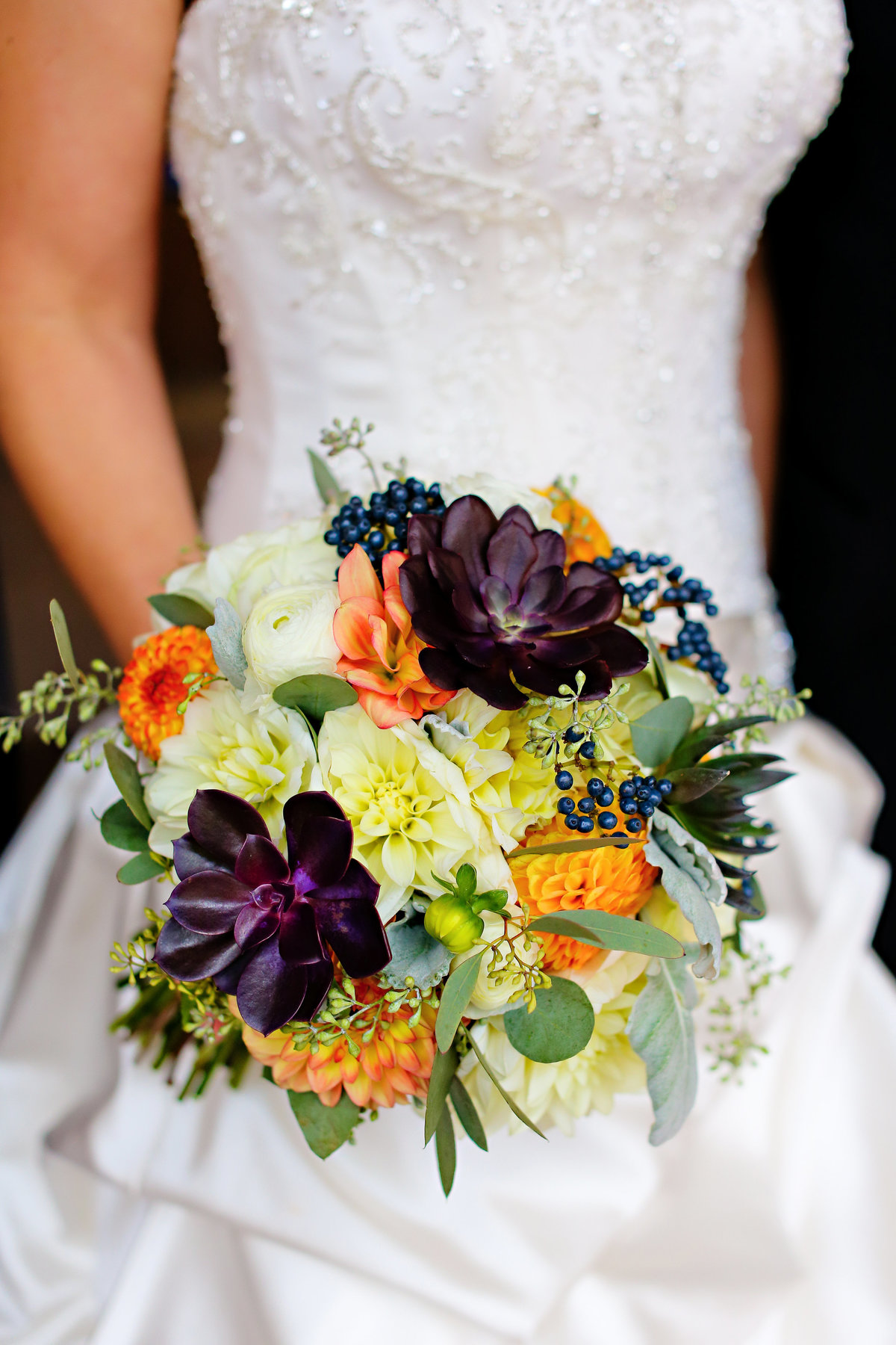 Dana & Bill - Bridal Bouquet