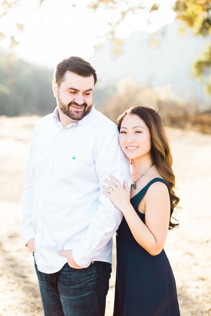 006_Lori & Nick Engagement_Malibu California_The Ponces Photography