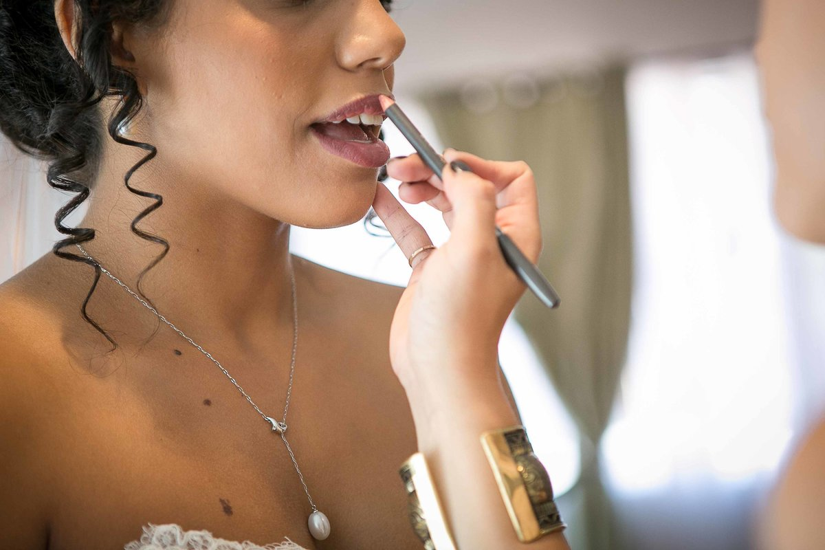 Bridal Makeup Touch ups