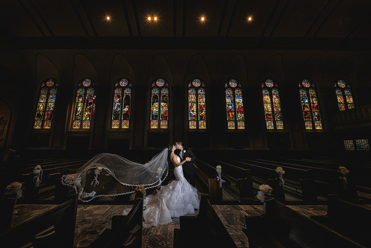 NJ Wedding Photographer Michael Romeo Creations Fav church2