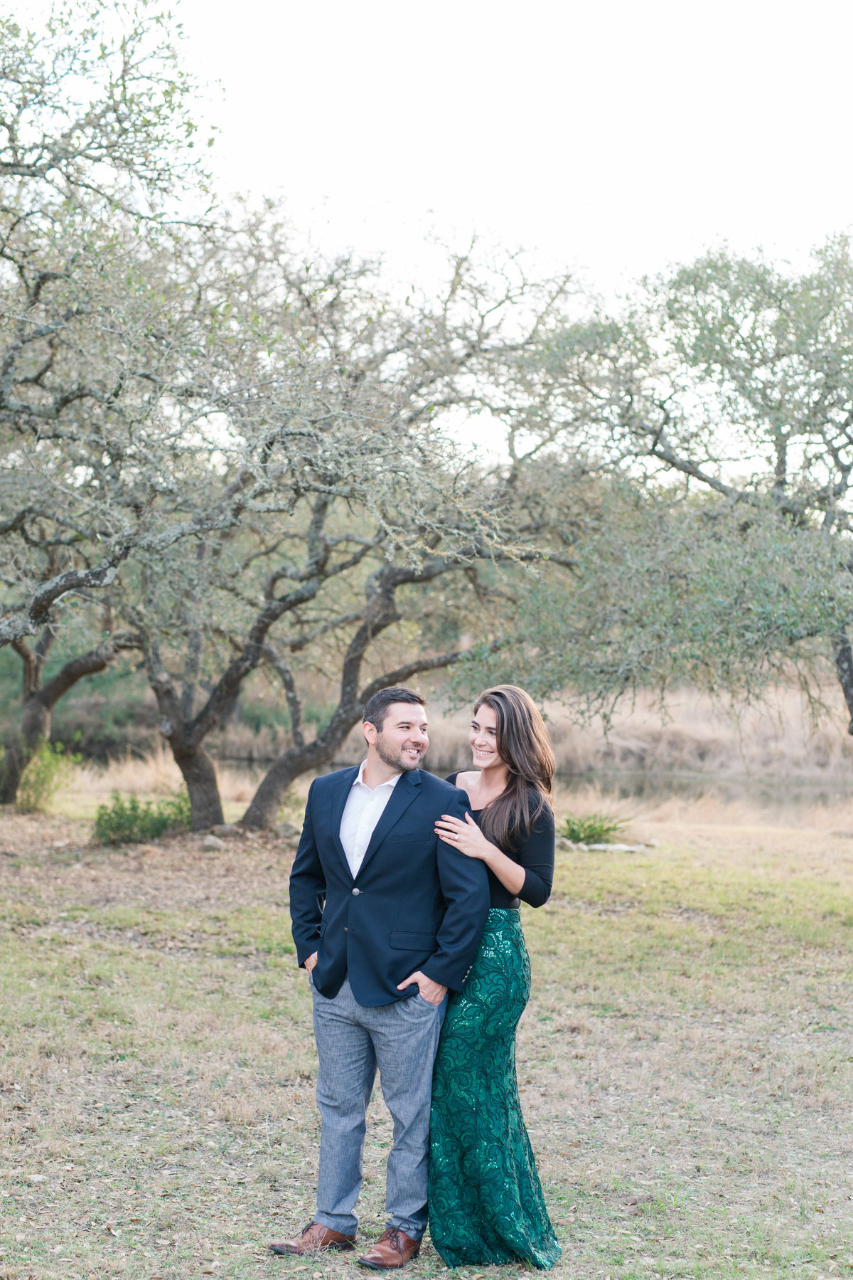 The Addison Grove Engagement Photos-17
