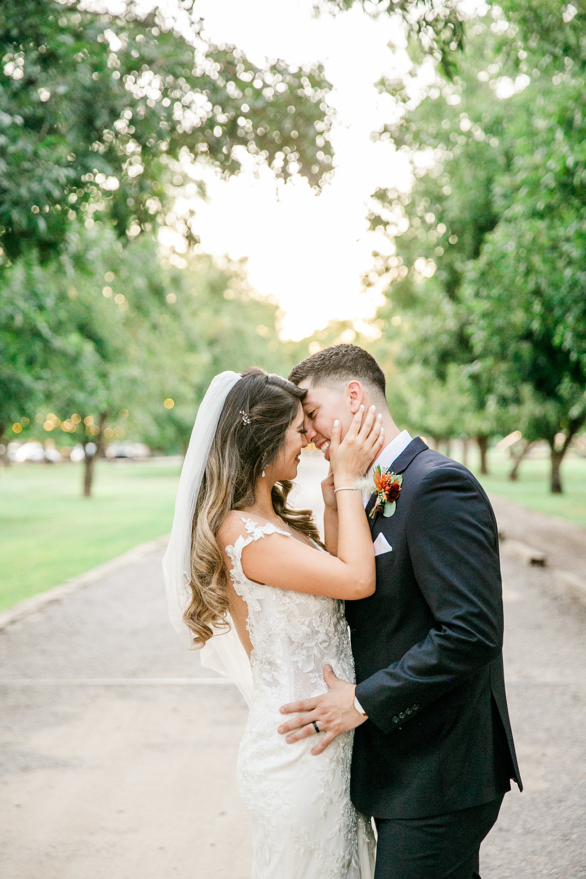 Karlie Colleen Photography - Phoenix Arizona - Farm At South Mountain Venue - Vanessa & Robert-713