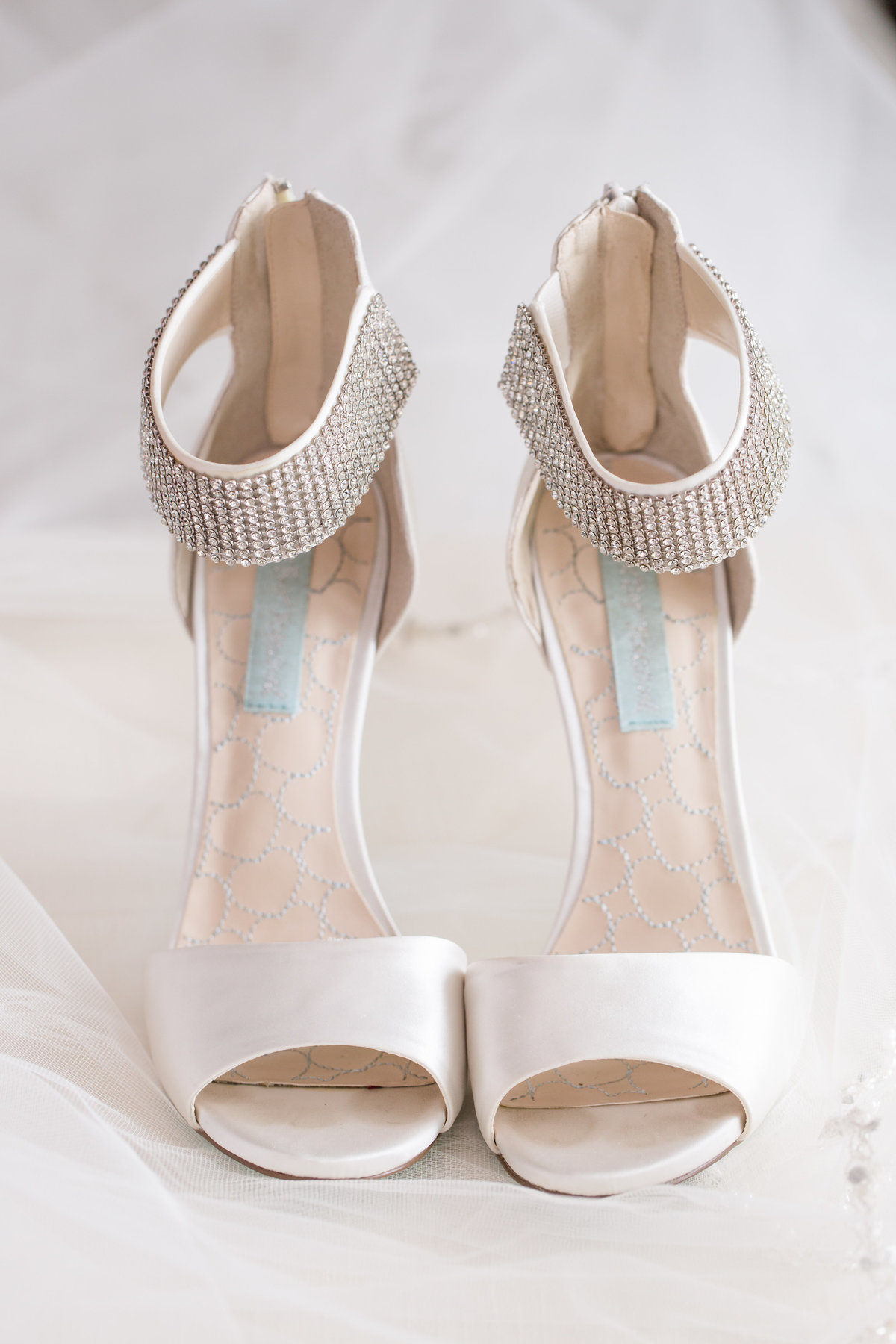 adorable betsey johnson bridal shoes