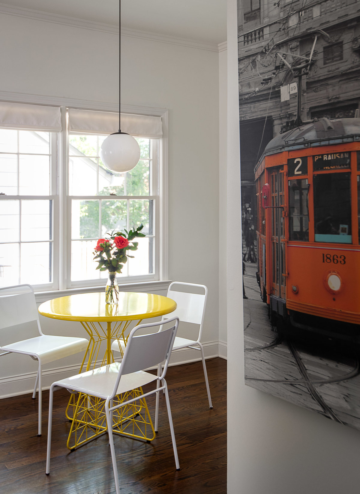 Bruton Breakfast Nook Clemons Design Co.