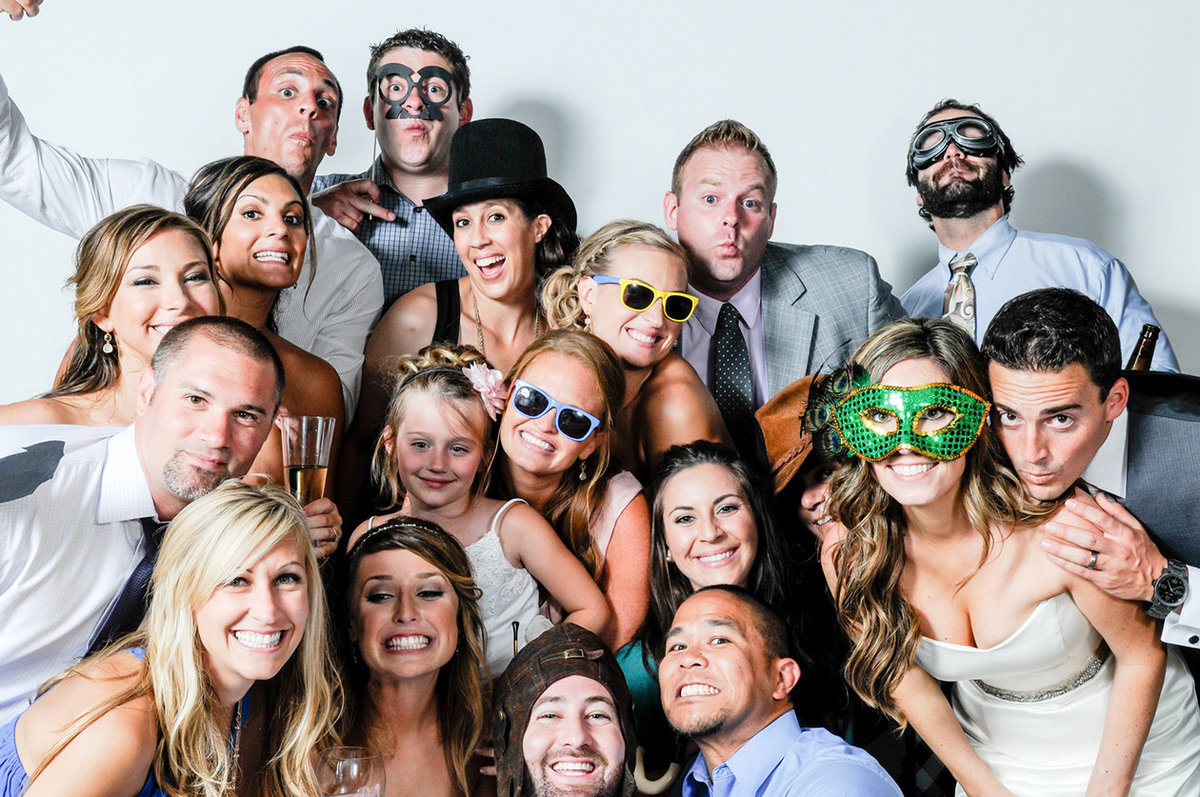 0025-Photo-Booth-Rental-at-Wedding-Reception-Guests-Having-Fun