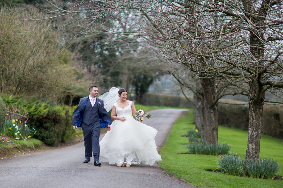 winter wedding at mount somerset hotel