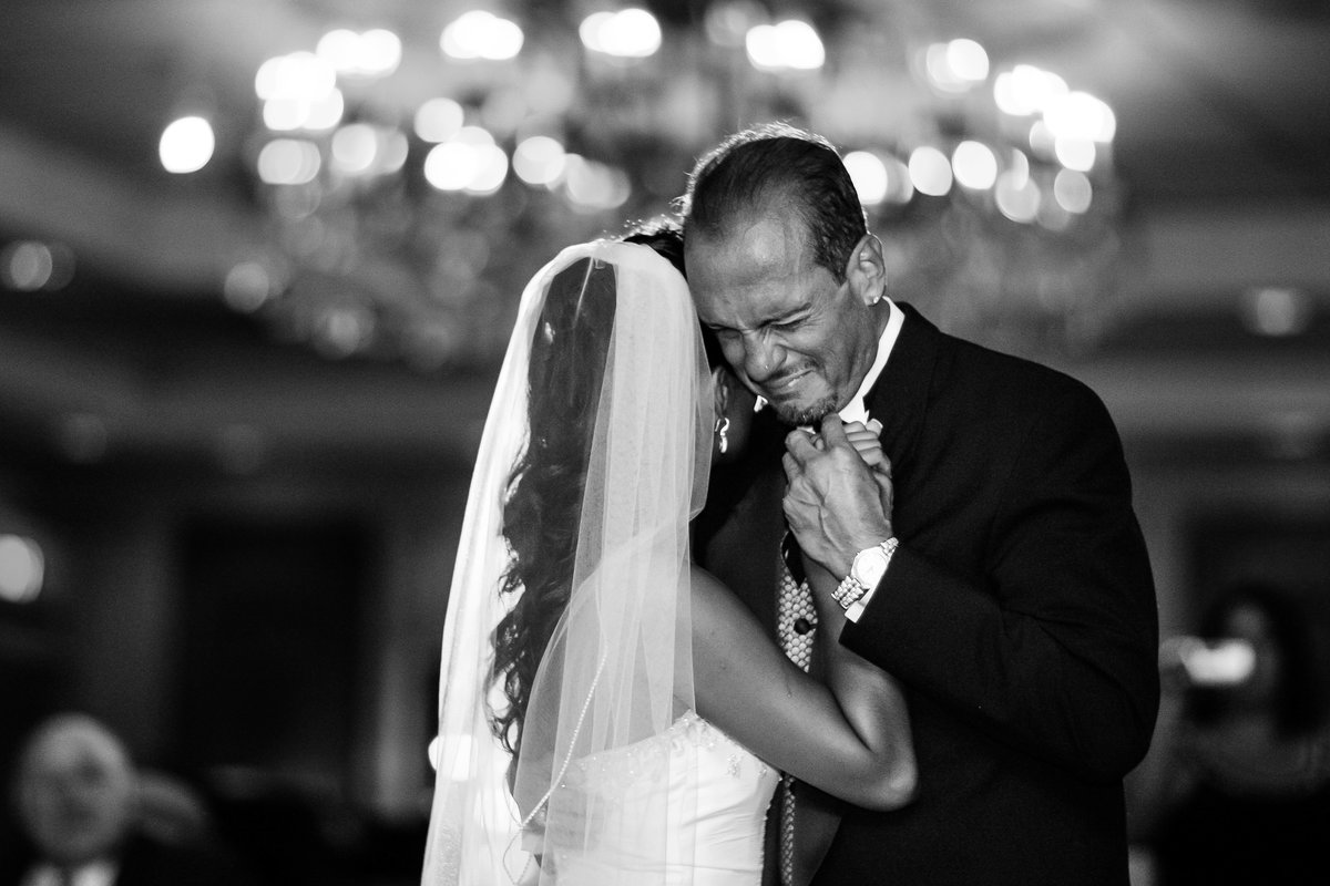 Brooklyn Wedding photographer  father daughter dance Howard Beach Queens