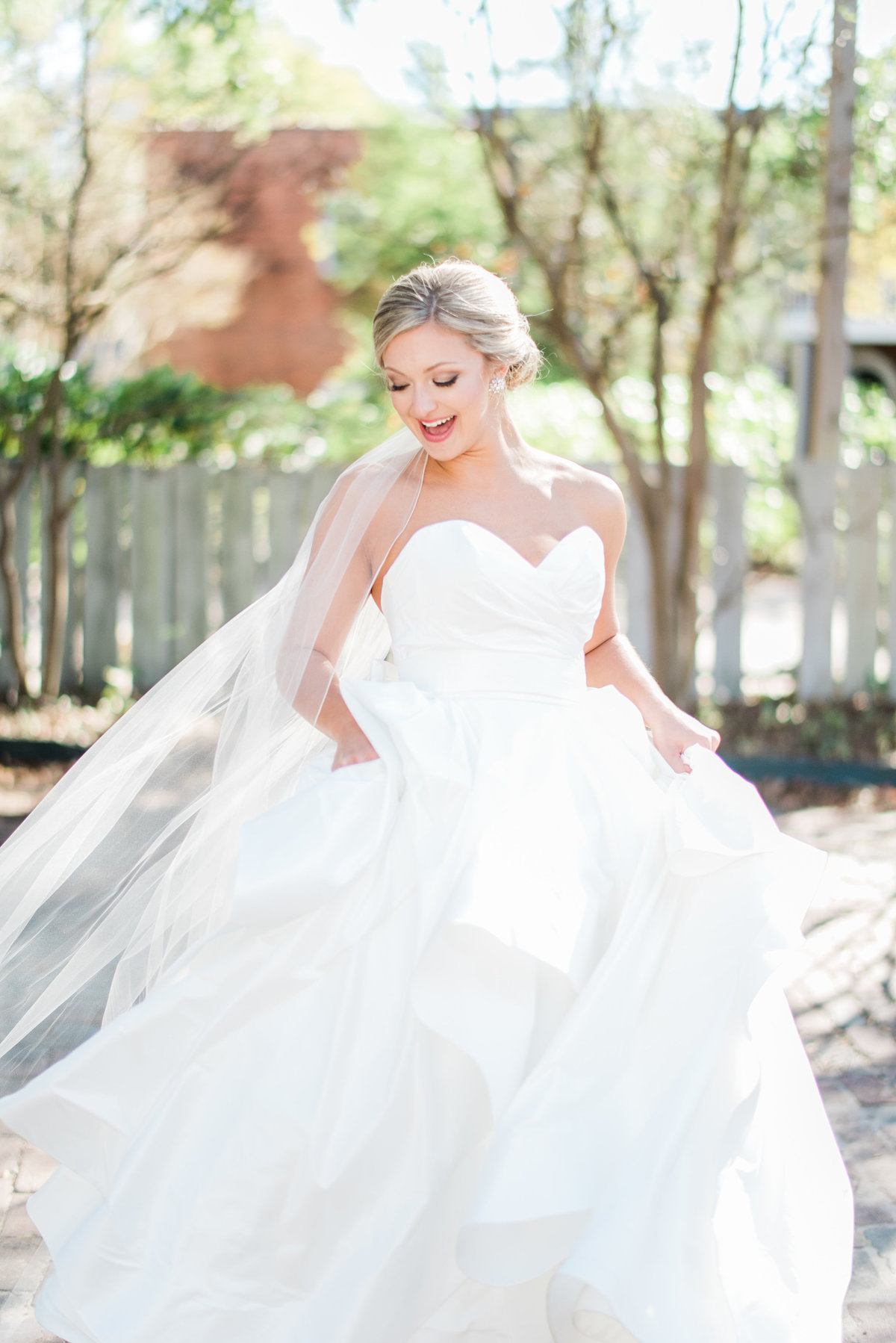 wilmington, nc wedding photo
