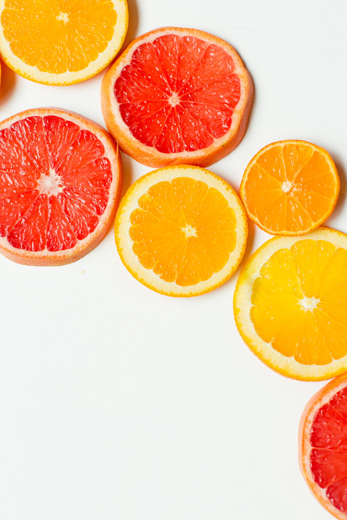 Flat Lays Stock Photos-Citrus Flat Lays Infused Water-0007