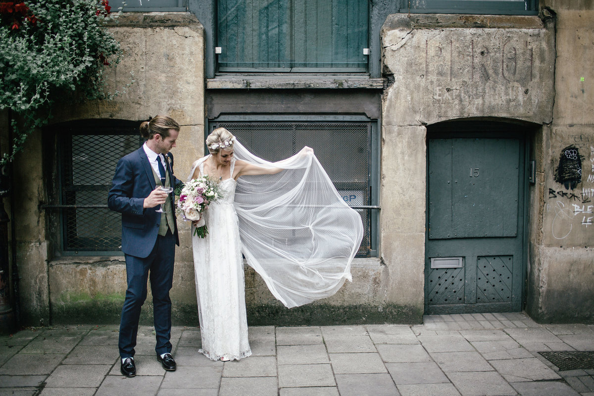 BOROUGH MARKET WEDDING