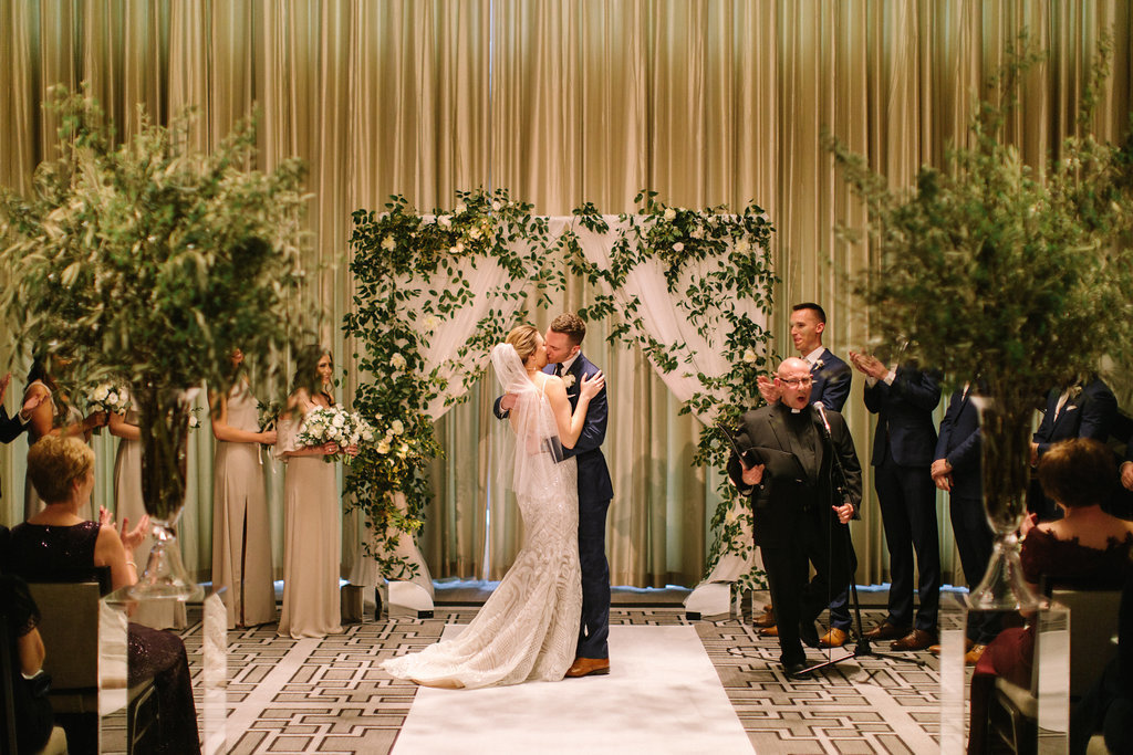 Langham Chicago Wedding_18