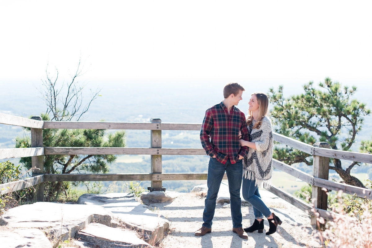 Pilot_Mountain_NC_Engagement_Session0008