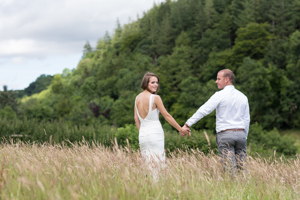 devon countryside wedding
