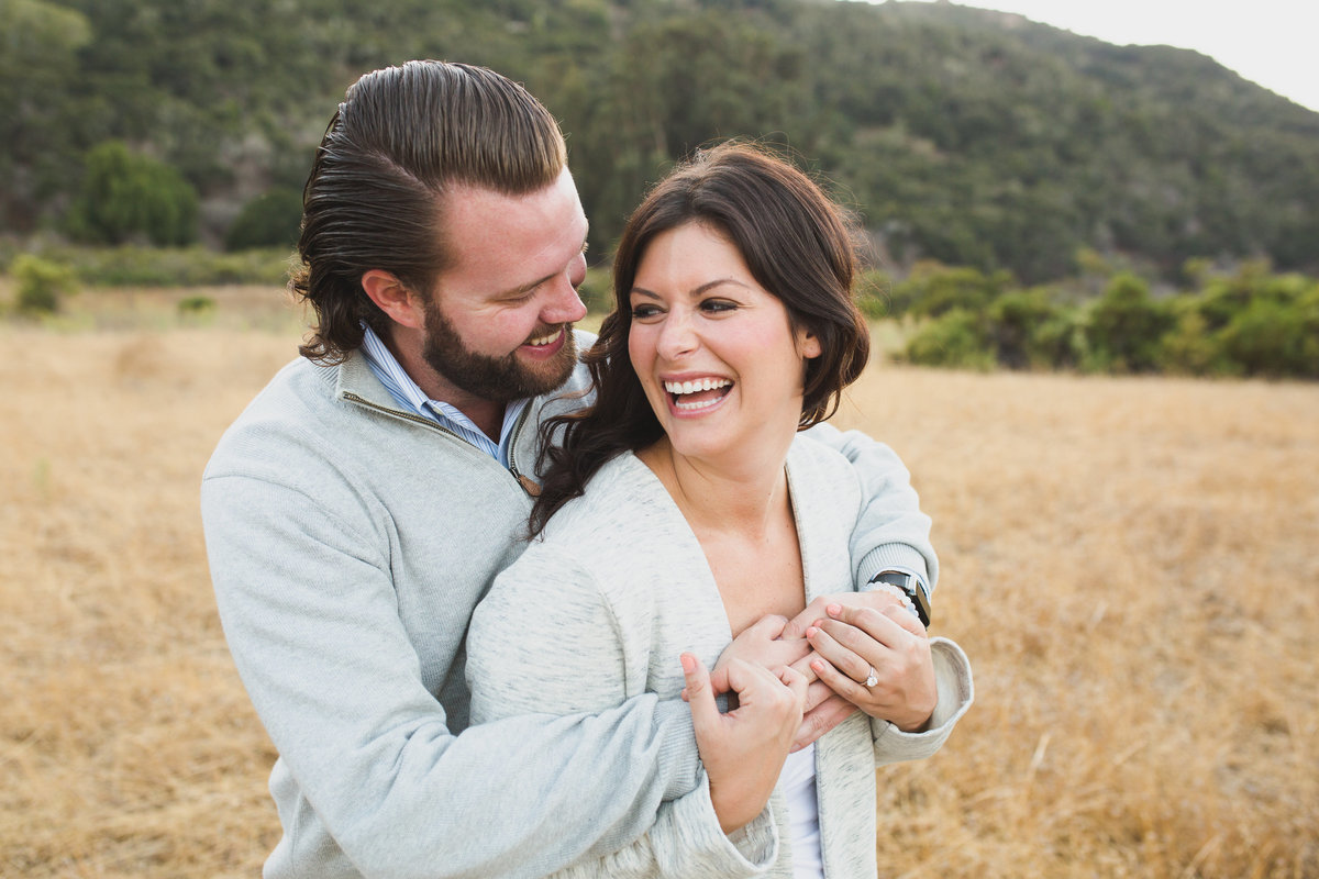 Couples photos in Monterey
