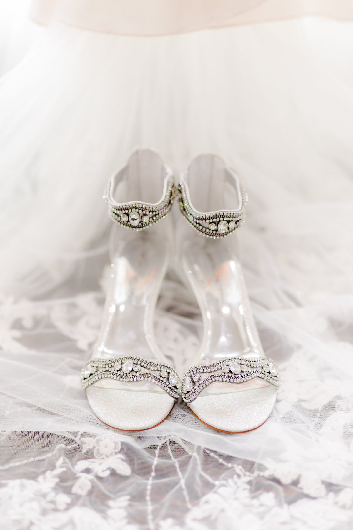 Haseltine Estate Wedding Shoe Photo
