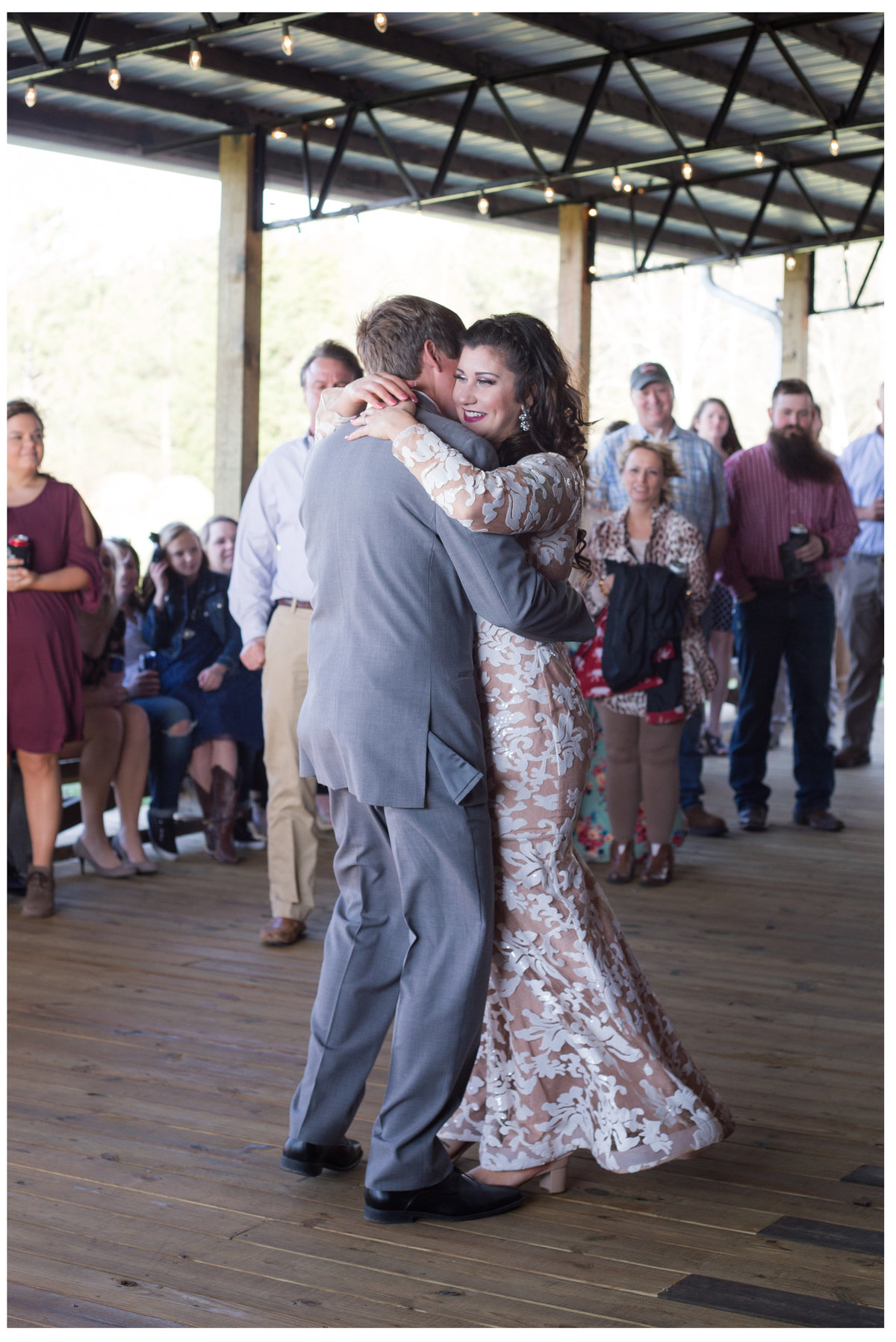 LPT Designs Photography Lydia Thrift Gadsden Alabama AL Wedding Photographer Weeks Hay Barn Collinsville Blog 40