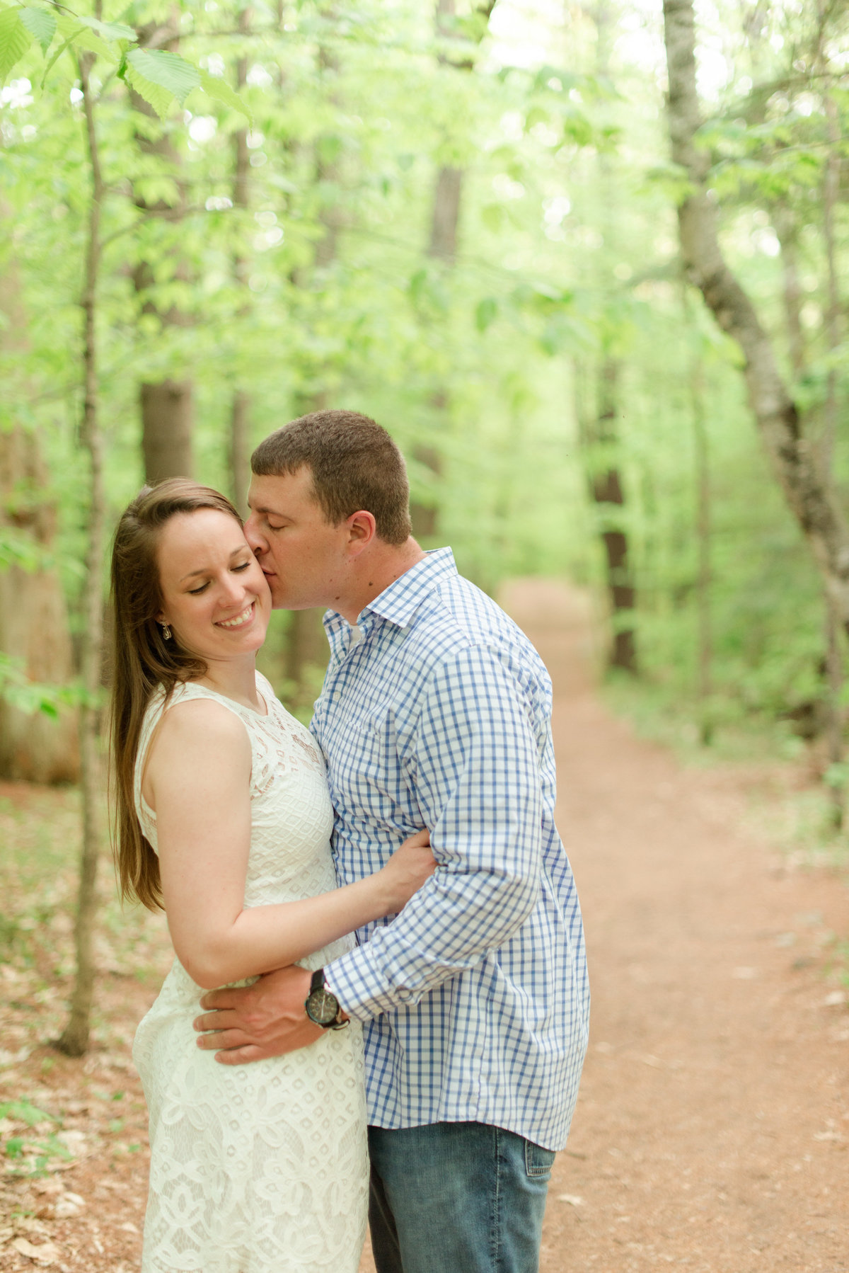 vaughn woods engagement session