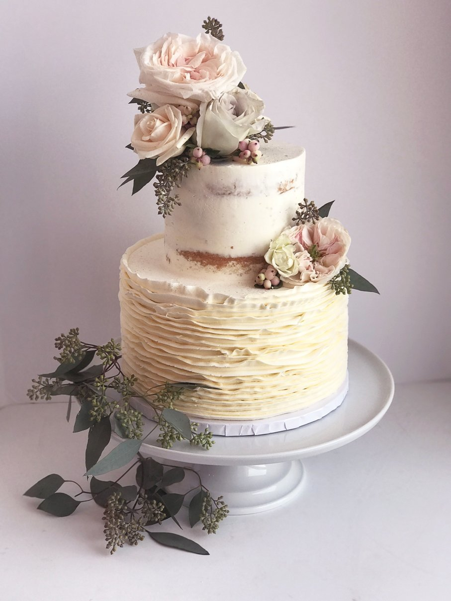 Whippt Desserts - Wedding Cake