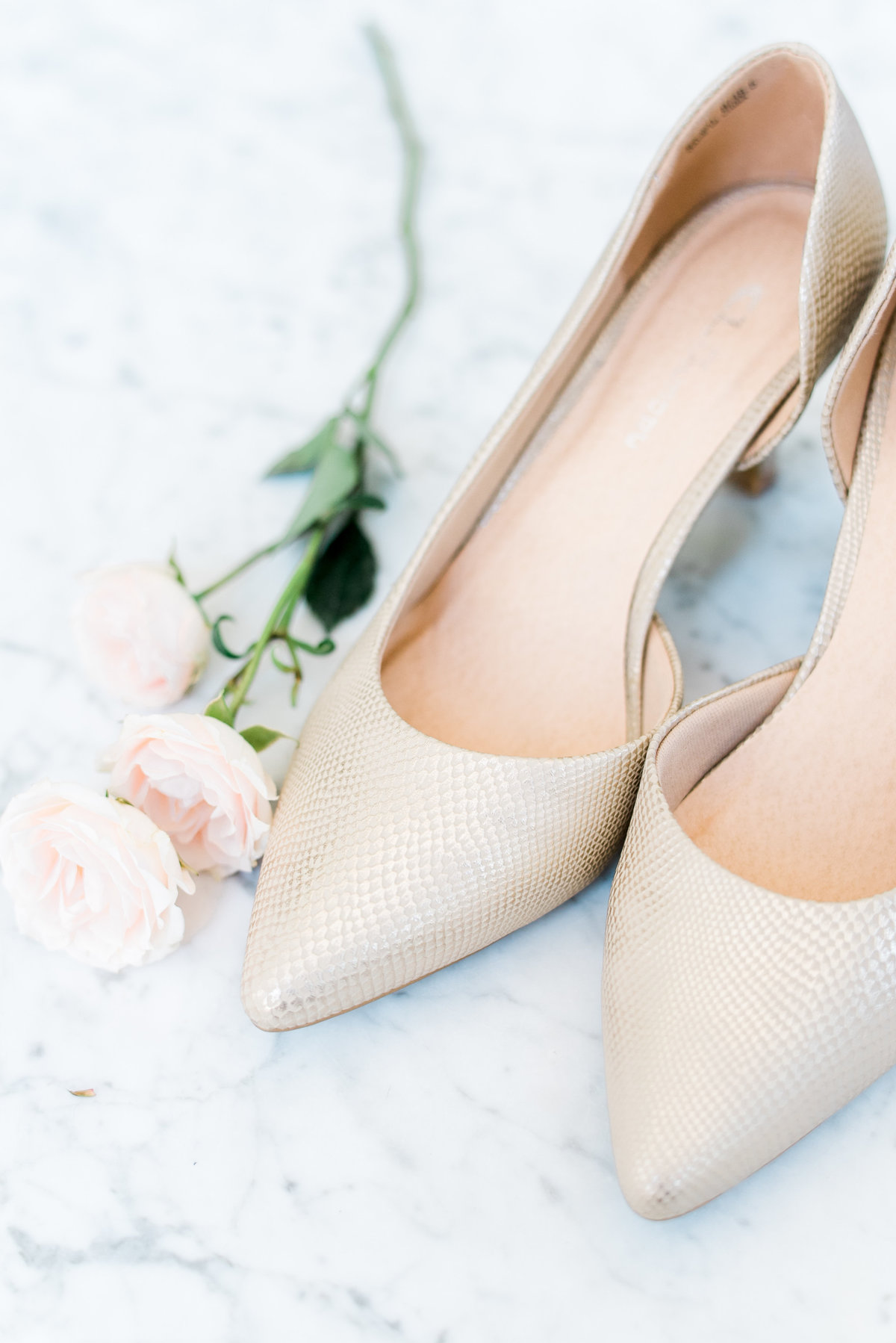 bridal shoes photo