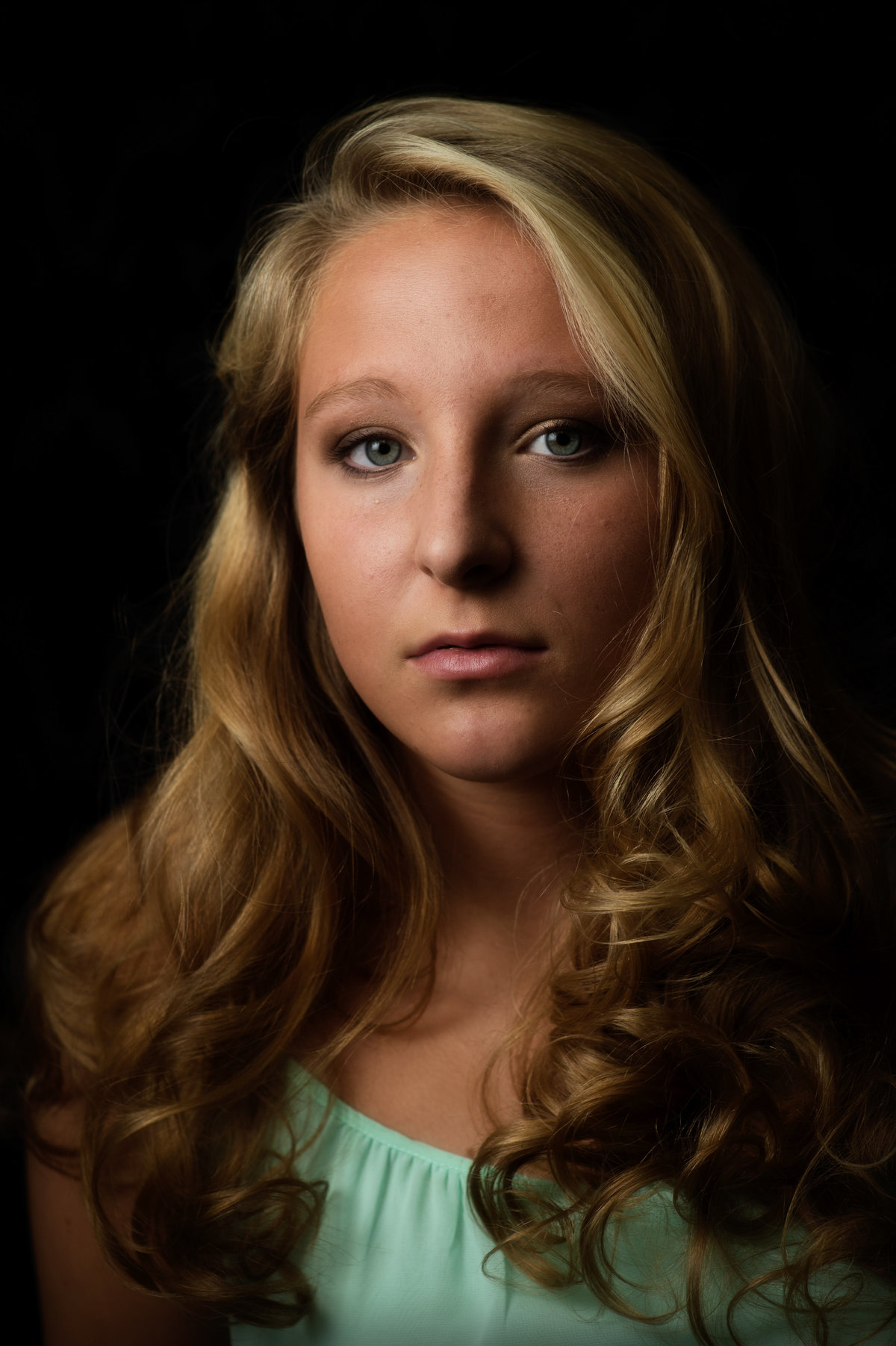 H.S. Senior Portrait Session