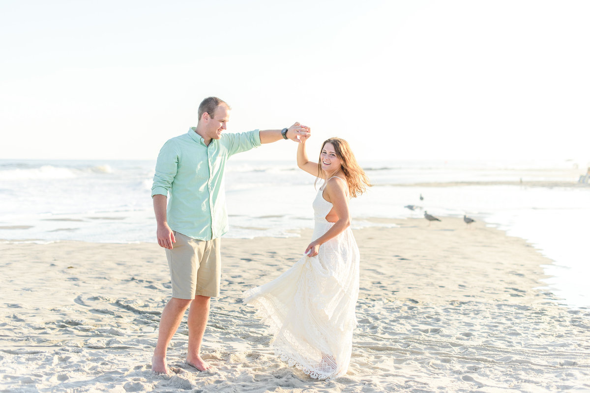 Olivia Rae Photography | Ocean City, NJ Engagement Session-82