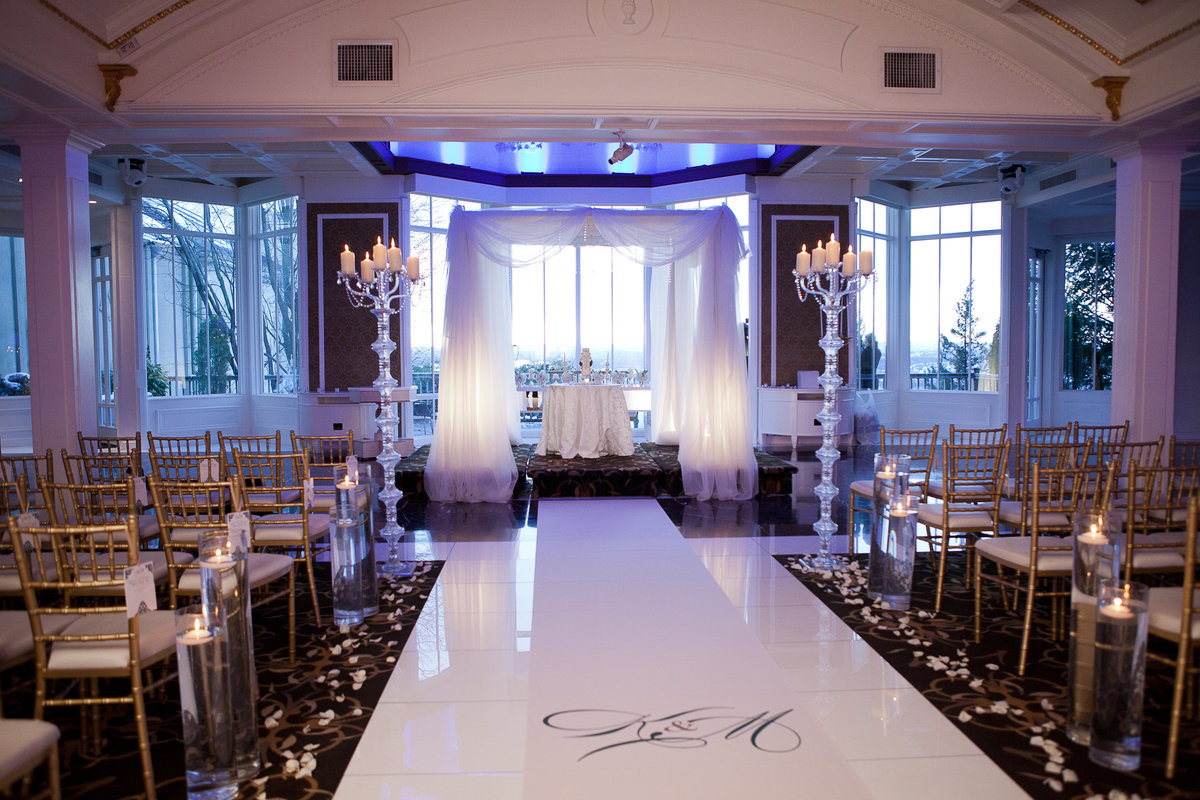 Westmount Country Club Wedding NJ Wedding Planner Emerald Green 3