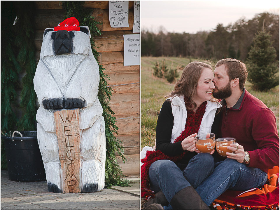 tree-farm-engagement-photography