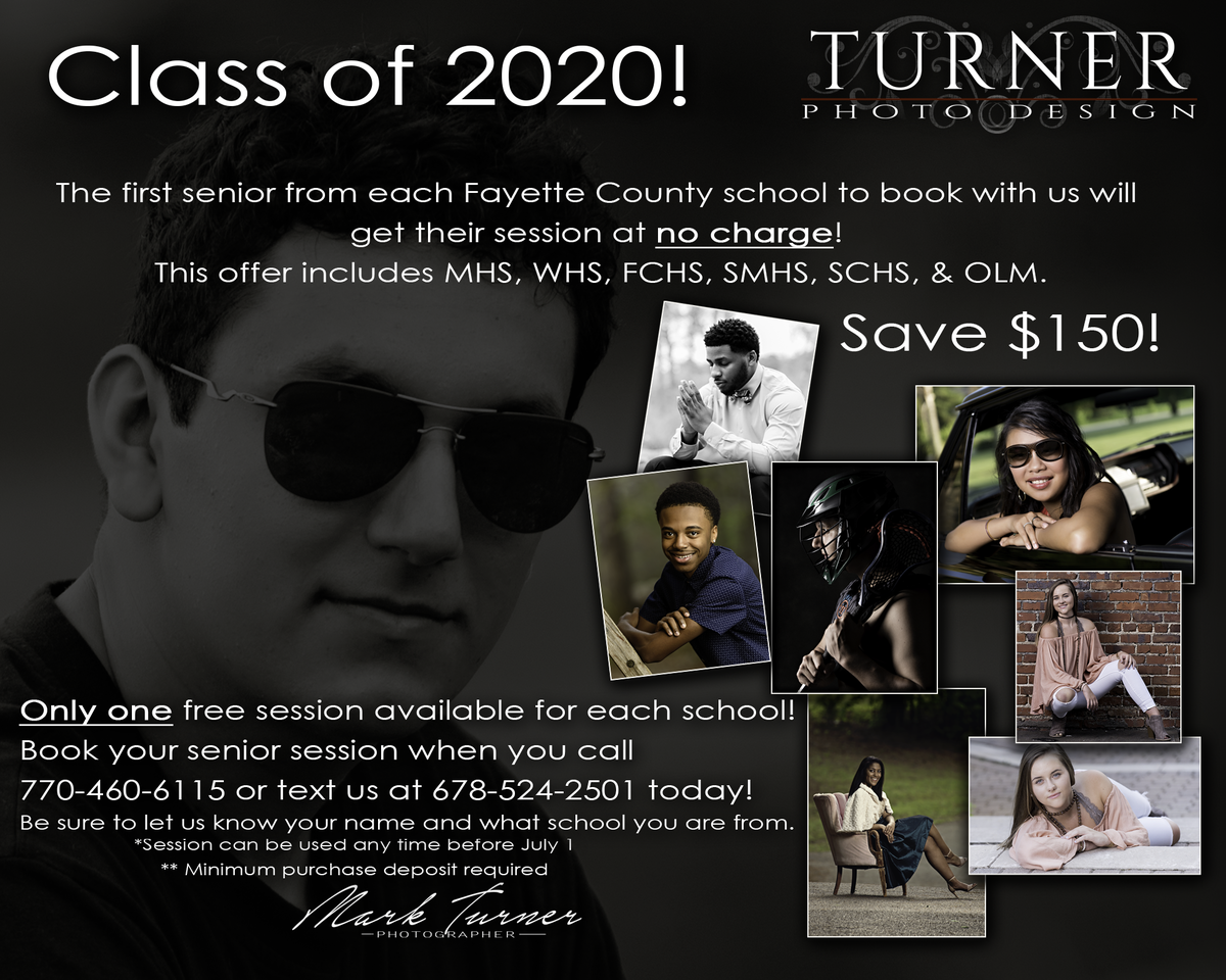 Class of 2020 session promo 2