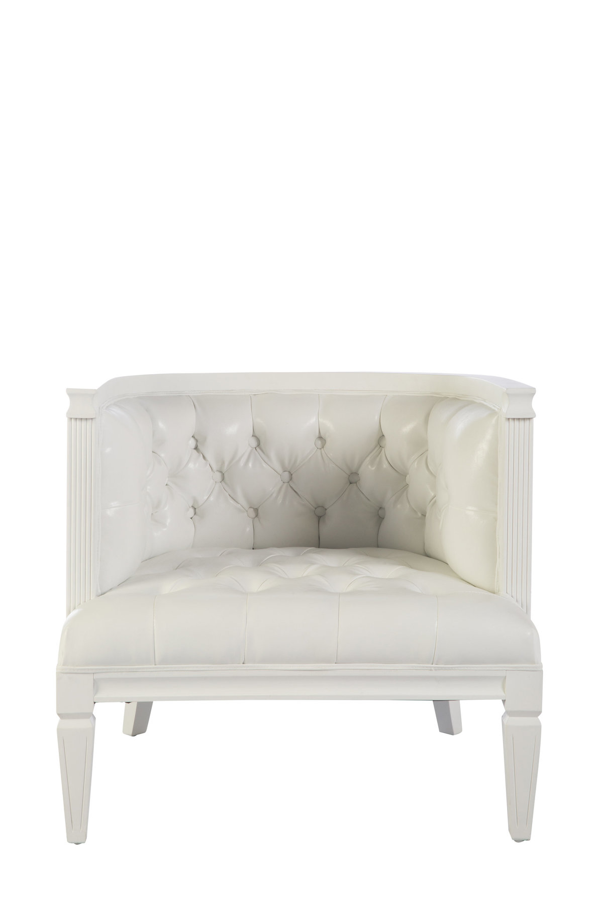 White Palermo Chair (2)