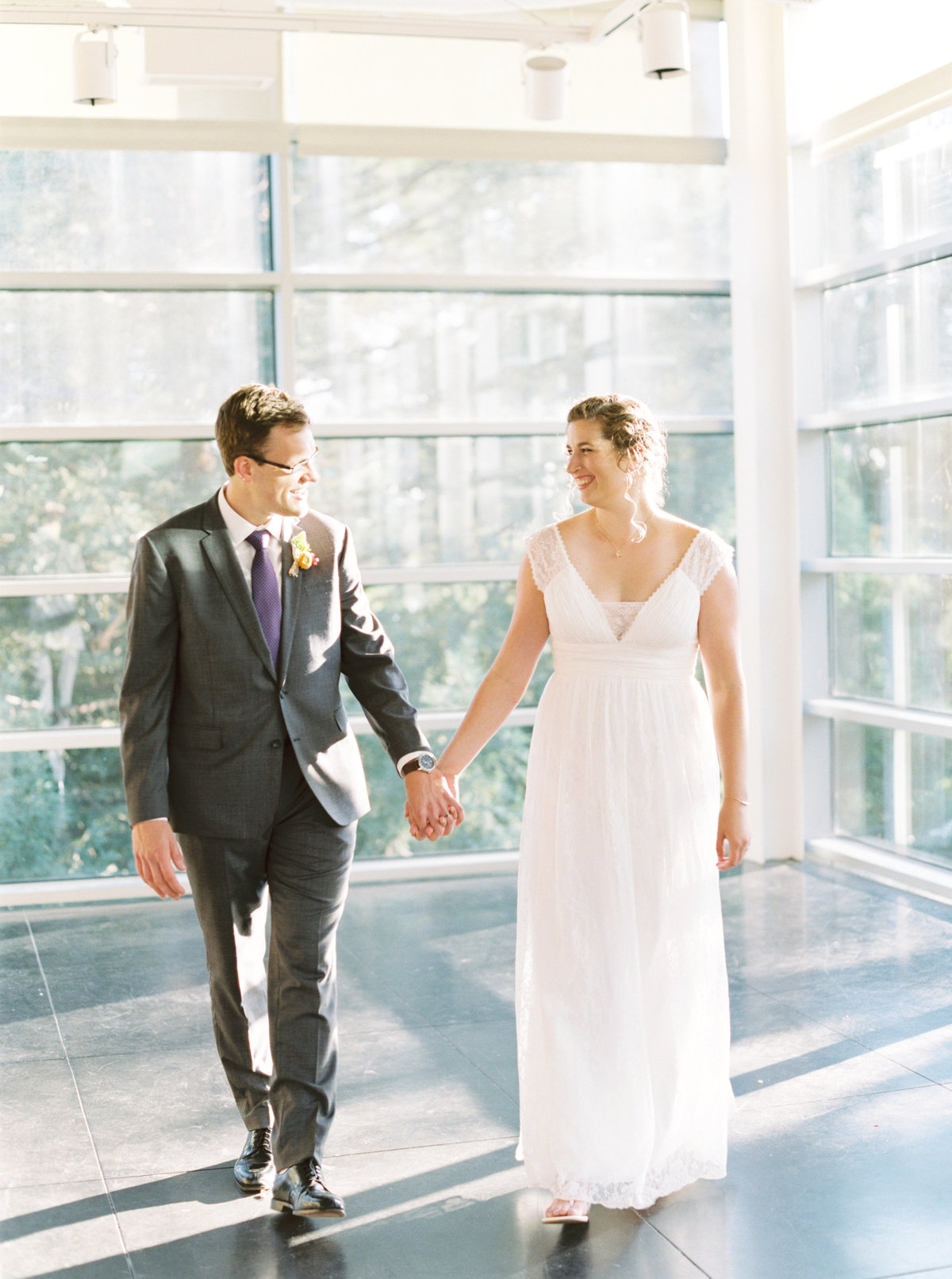Natalie + Eric Chabot and Science Center Oakland Wedding 0396