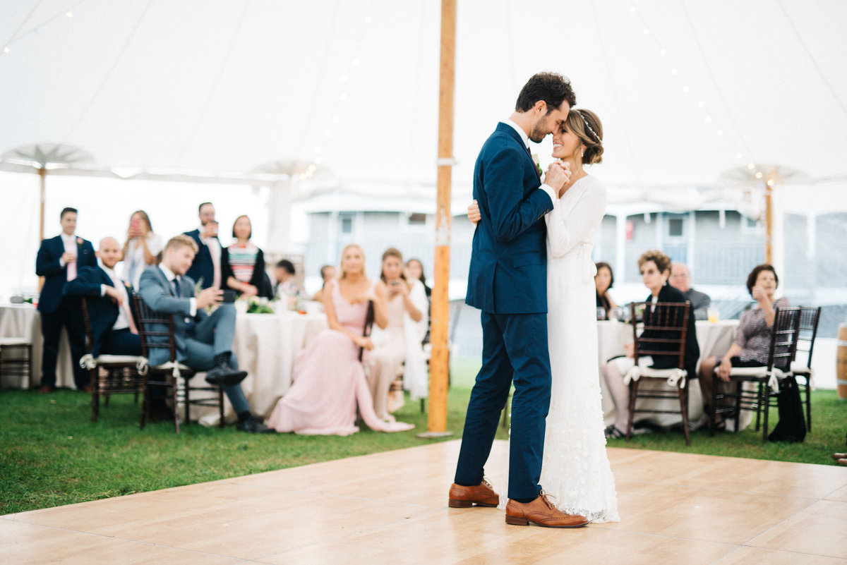 cape cod wedding first dance boston photographer
