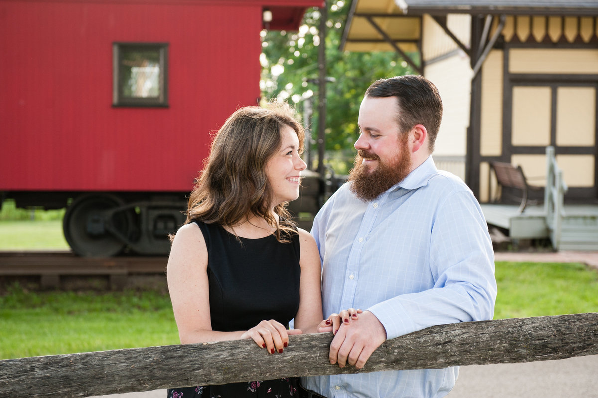 Jennifer and Matt-Engagement Session-0005