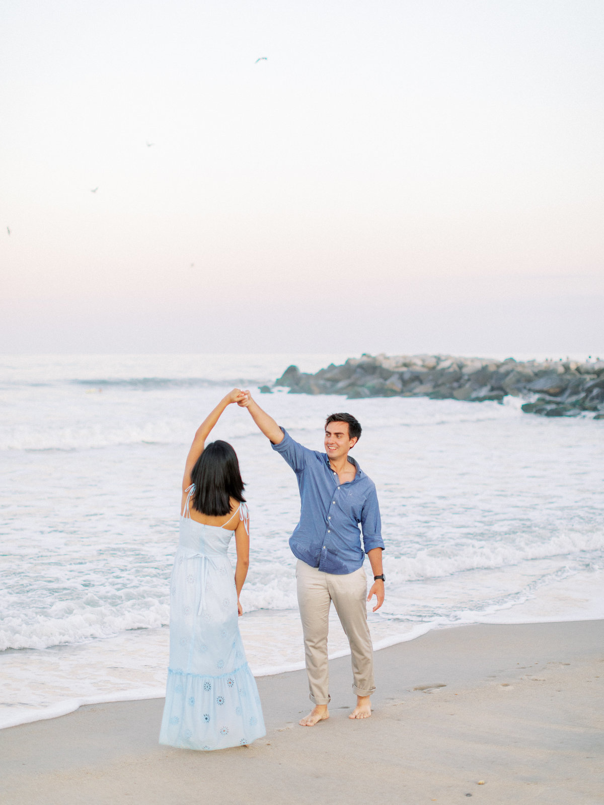 cape henlopen engagement session_11