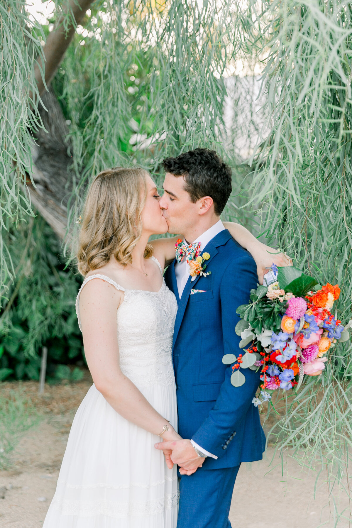 Karlie Colleen Photography - BooJum Venue - Phoenix Arizona - Zack & Chelsea-511