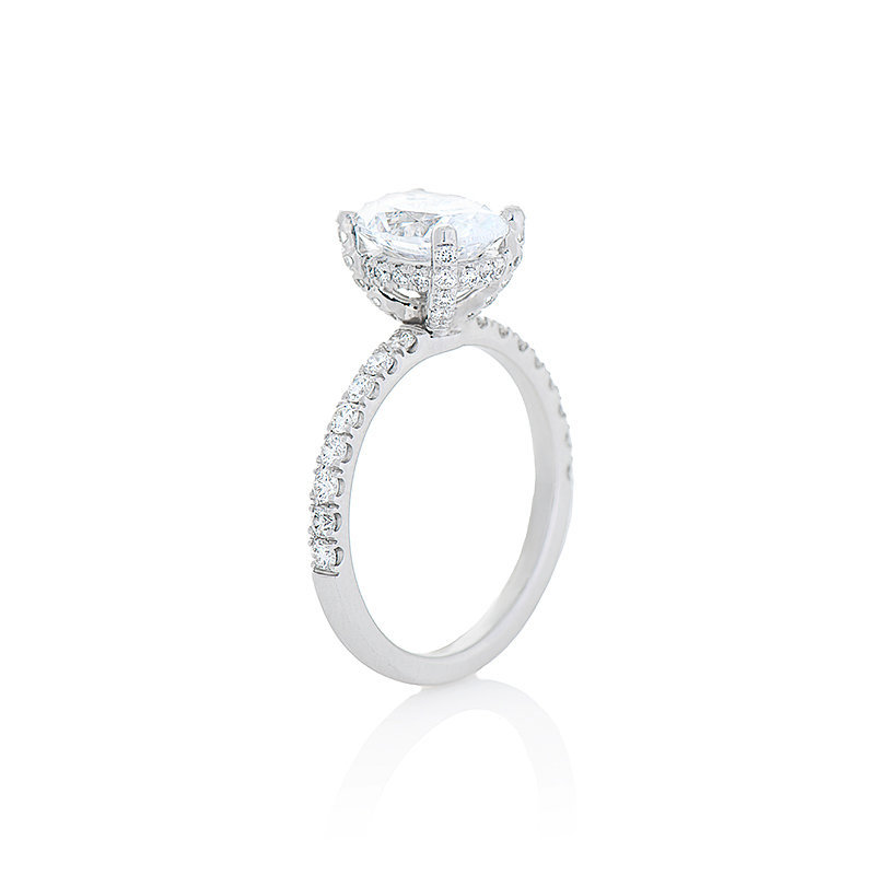 Minichiello jewellers diamond ring photo.