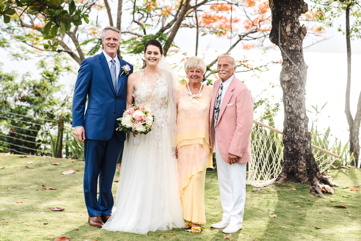 Cap Maison St Lucia Destination Wedding - 158