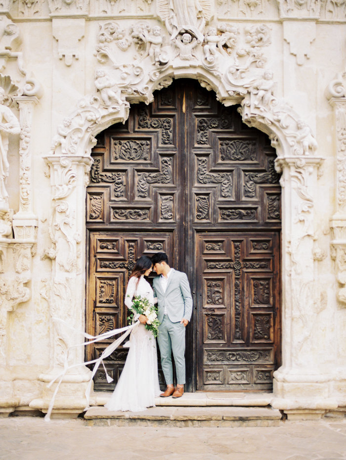 Mission San Antonio Drunken Itailan Wedding Editorial_The Ponces Photography_043
