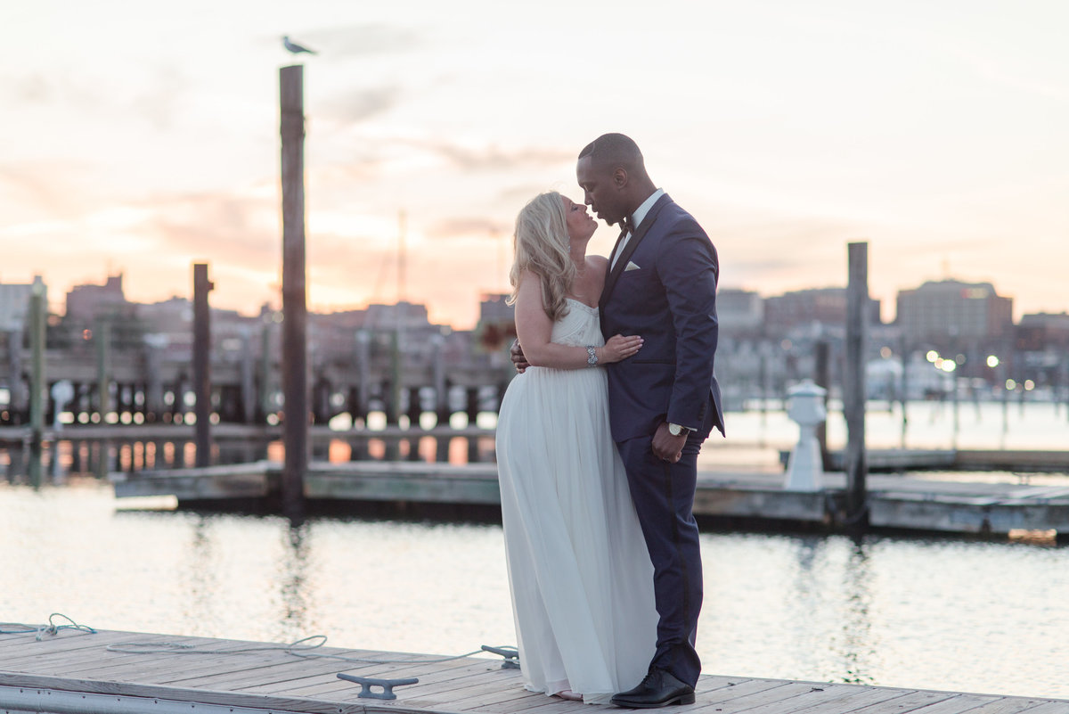 The Saltwater Grille Wedding