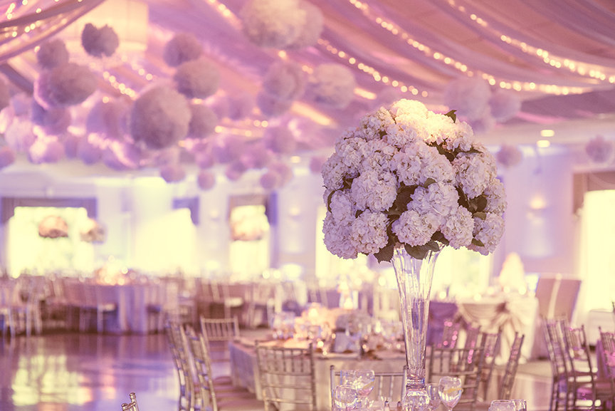 Table Decor - Something Blue Floral Events -  Flowerfield celebrations - Imagine Studios Photography - Wedding Photographer