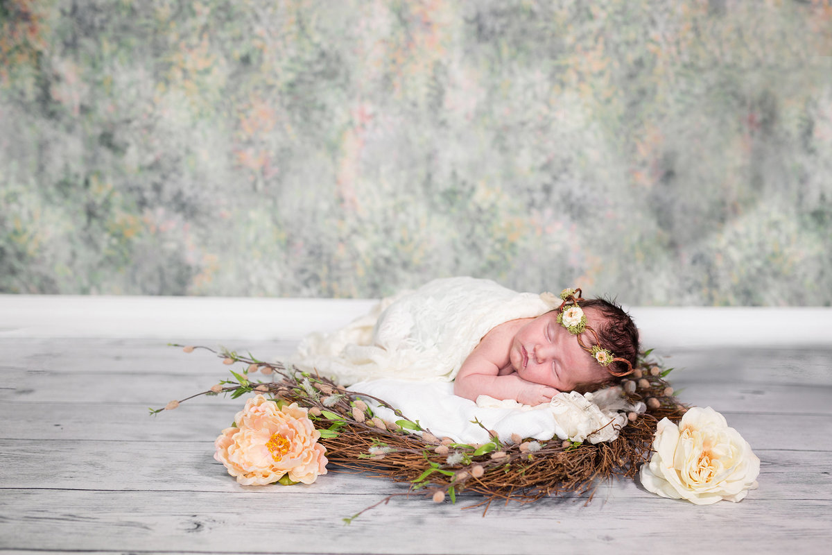 ideas for boy newborn photos