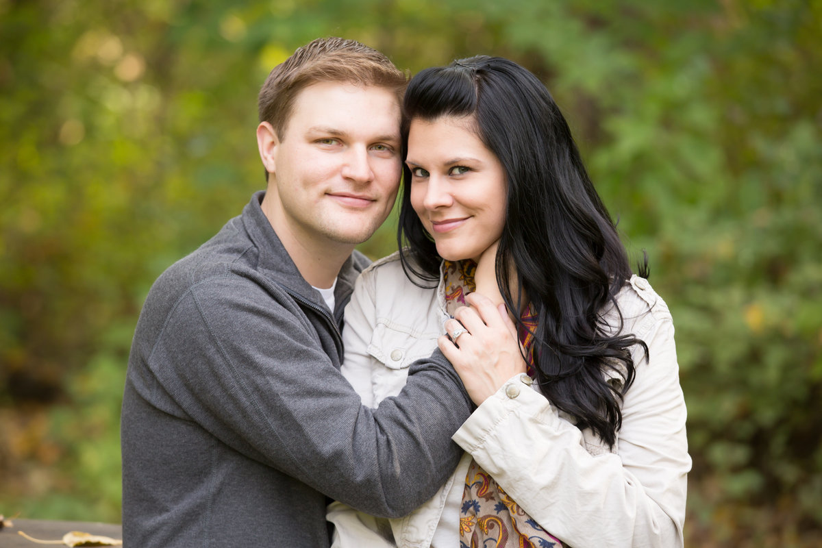 leavenworth engagment photos  Lynette Smith Photography