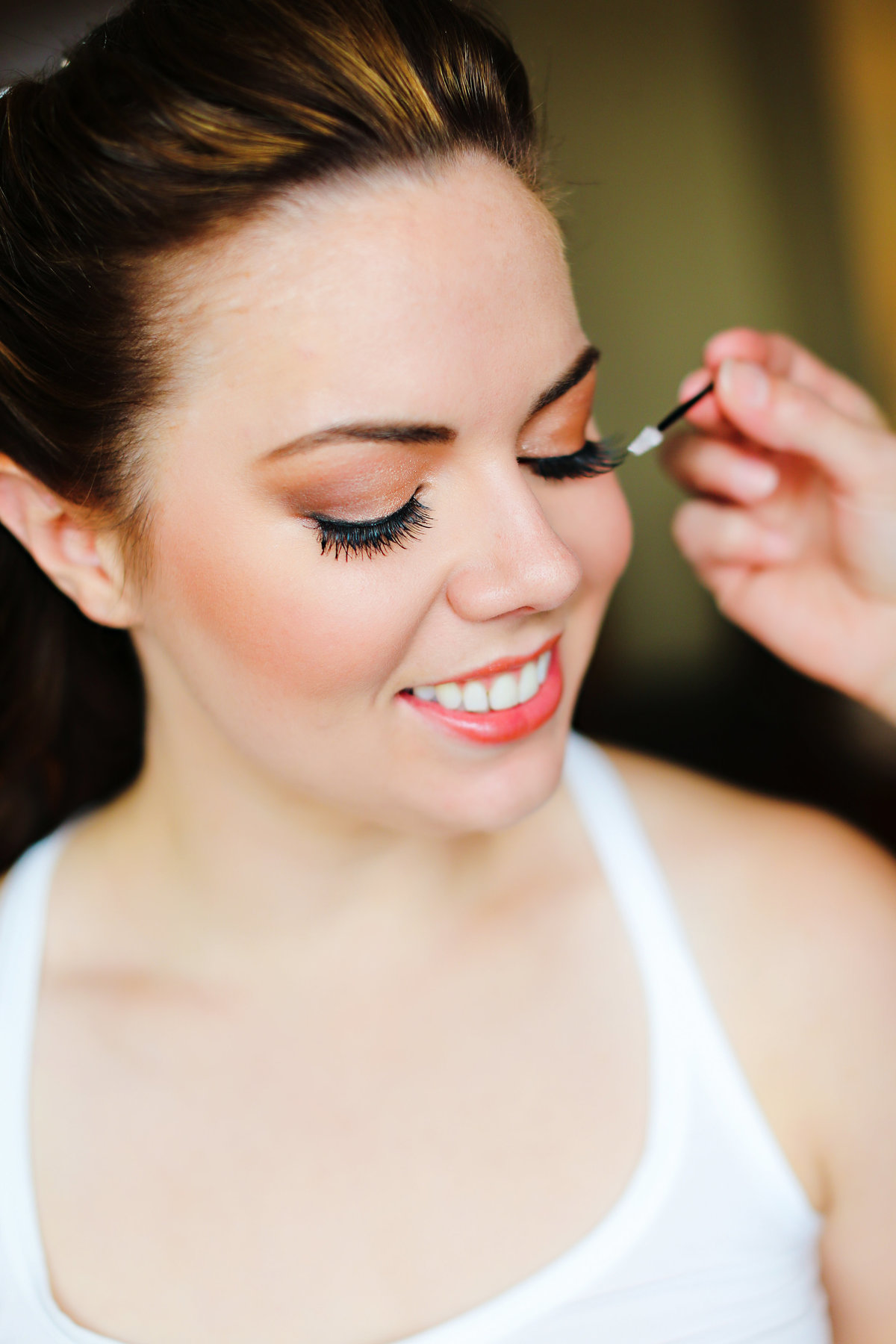 Dana & Bill - Bridal Makeup
