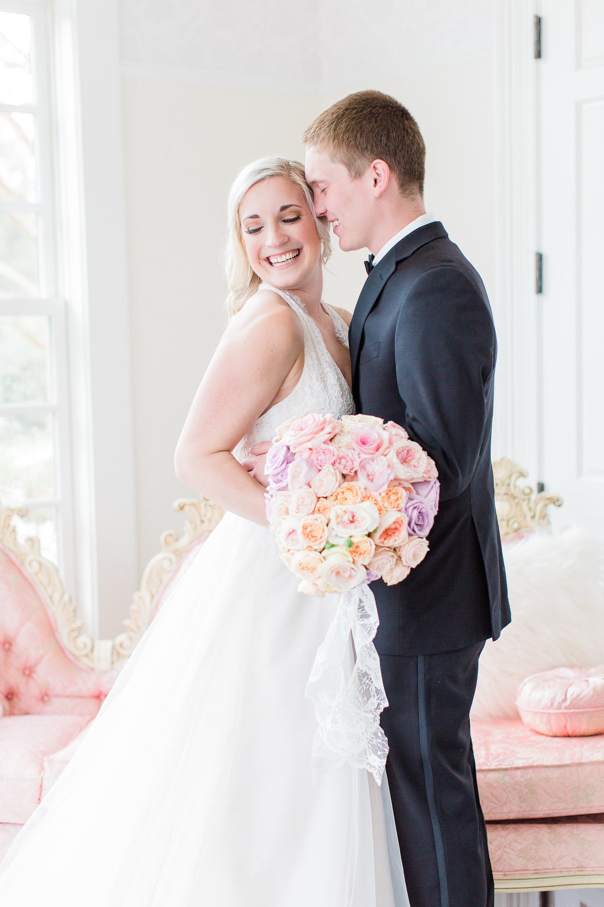 Winston-Salem Wedding Photographer
