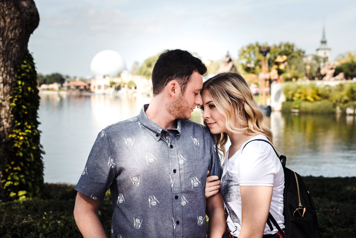 Ally & Brett's Disney Engagement Session (138 of 243)