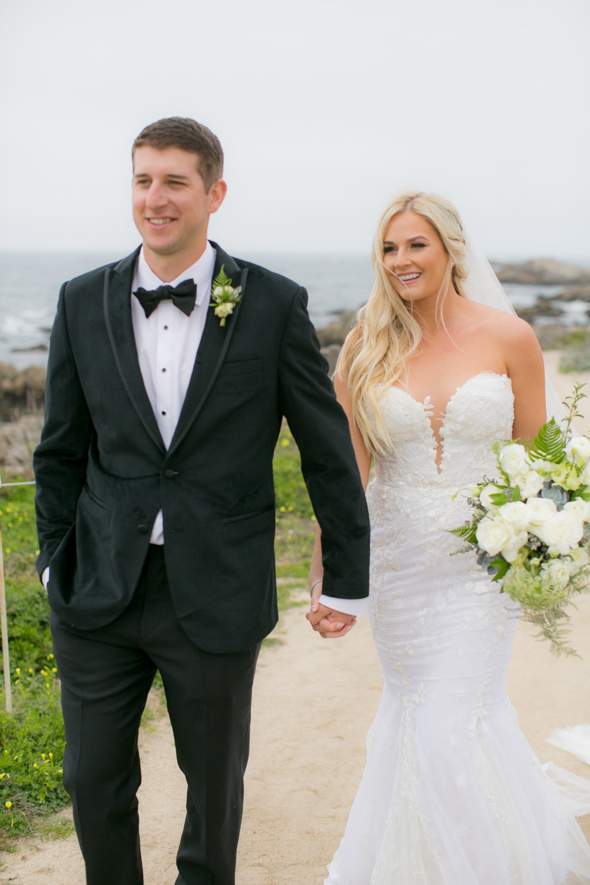 Monterey Country Club Wedding -  011