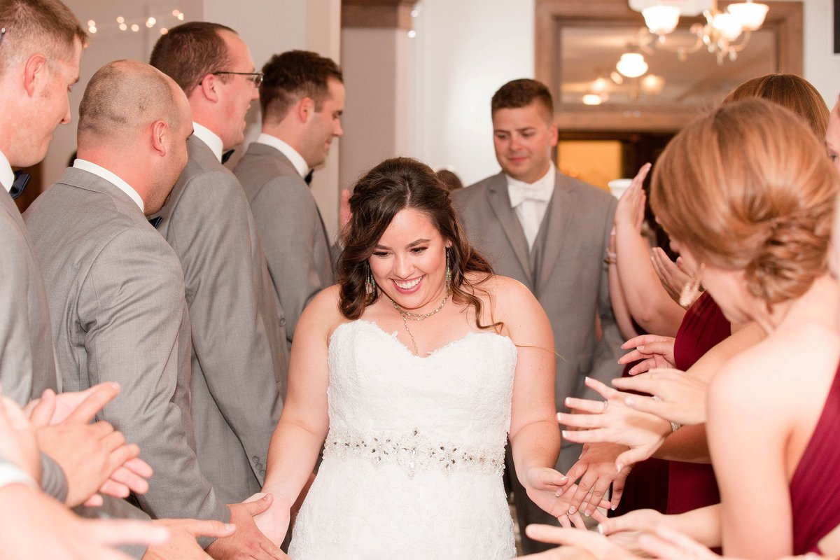 Burgundy Nazareth Hall Fall Wedding by Toledo and Detroit Based Wedding Photographers Kent & Stephanie Photography_0795