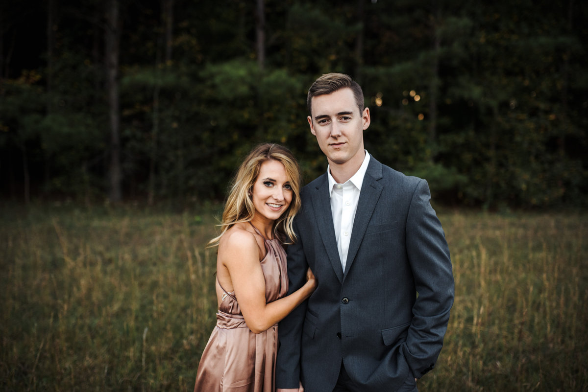 Themed Charlotte engagement Photos 84