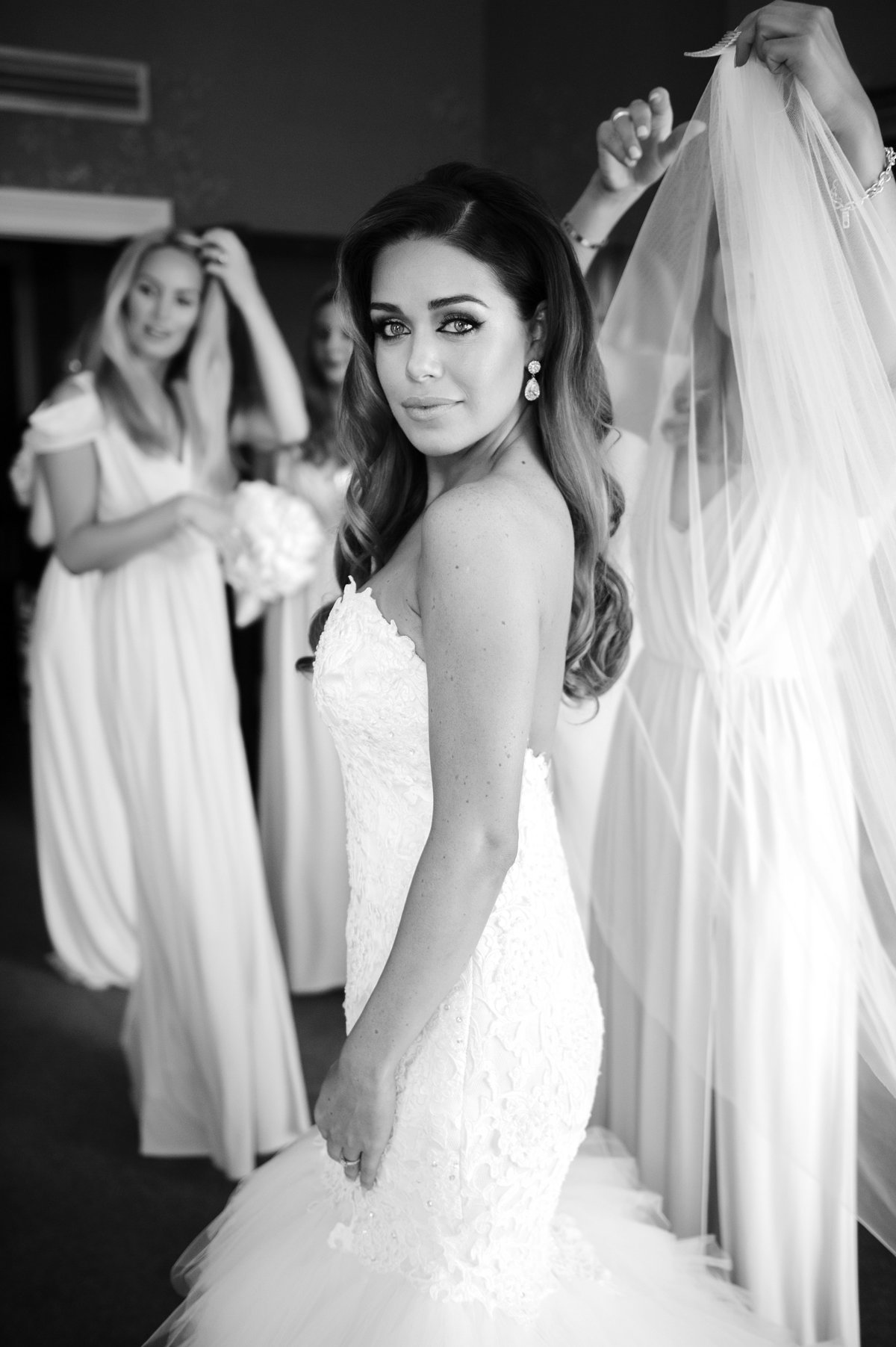 Stubton Hall Wedding Photographer Ross Holkham-8