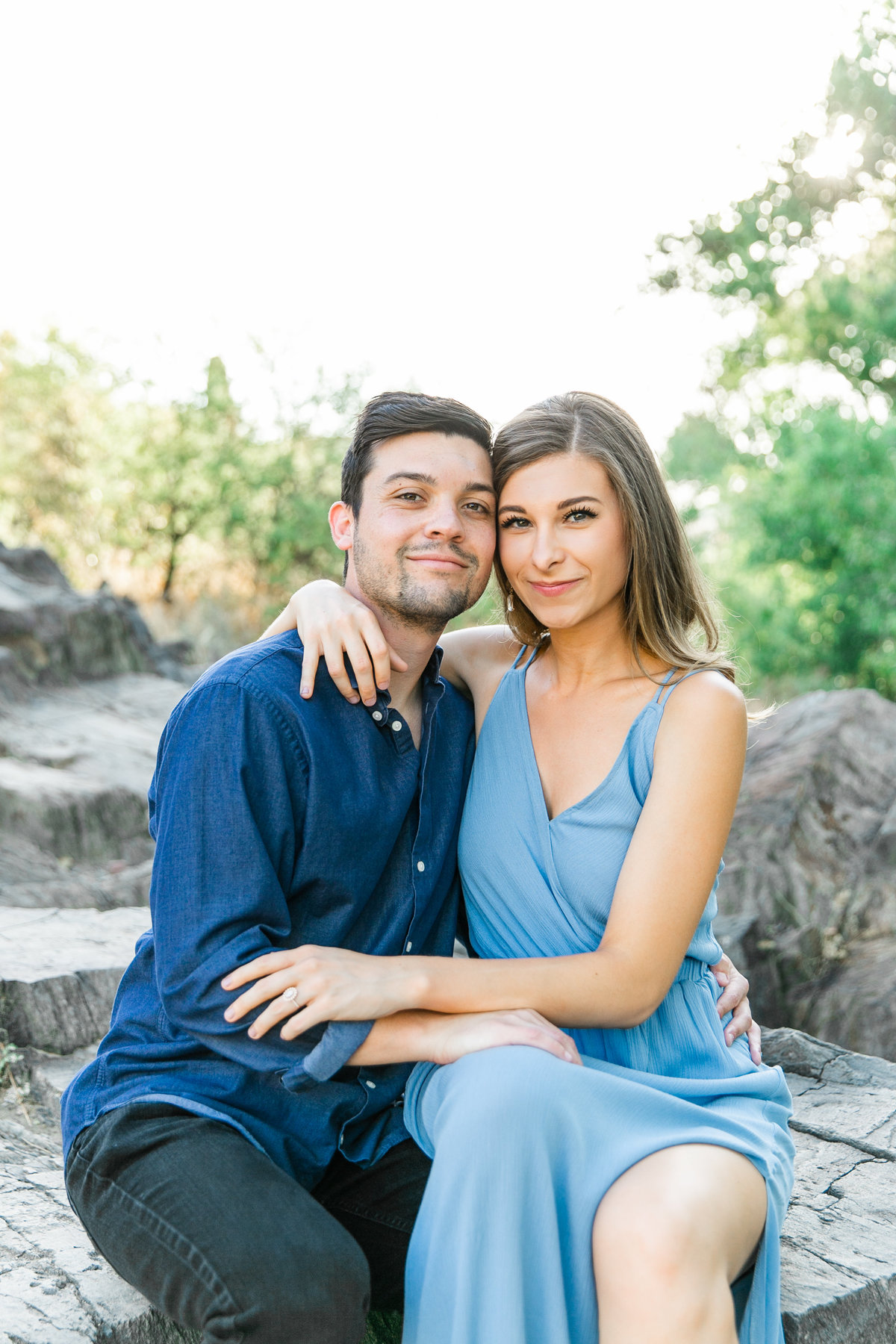 Karlie Colleen Photography - Arizona Desert Engagement - Brynne & Josh -35